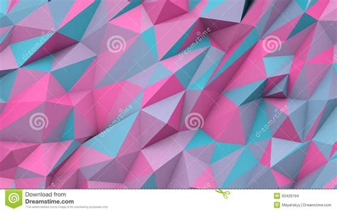 fondo geom 233 trico de la forma de los colores polivin 237 licos