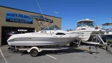 Boats For Sale In Perth Area by Haines Traveller Tc170 Tidy Family Friendly Boating