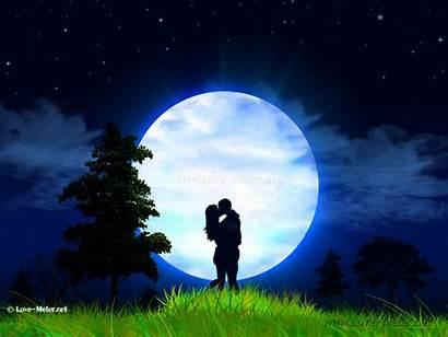 Romantic Moonlight Wallpapers