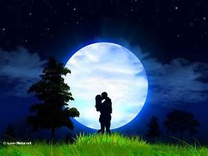 Beautiful Romantic Moonlight Wallpapers – Stunning Mesh