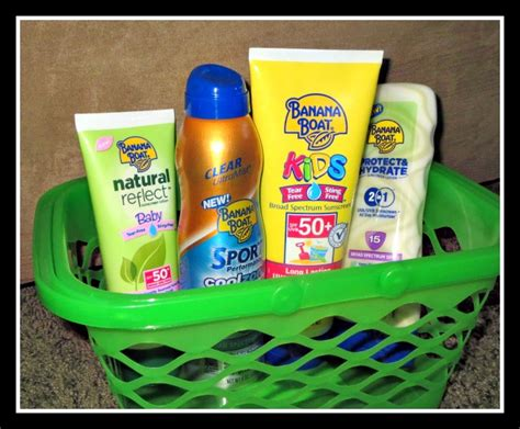 Banana Boat Sunscreen Eczema by Summer Banana Boat Sunscreen Has You Covered