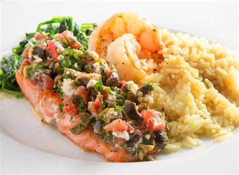Mediterranean Salmon Marinade