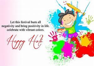 Happy Holi Fest... Holi Ki Quotes