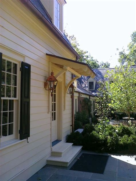 door awning home design ideas pictures remodel  decor
