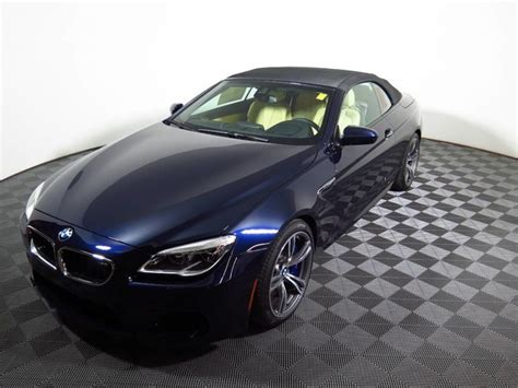 Bmw M6 Msrp by 2017 Bmw M6 Convertible News Reviews Msrp Ratings