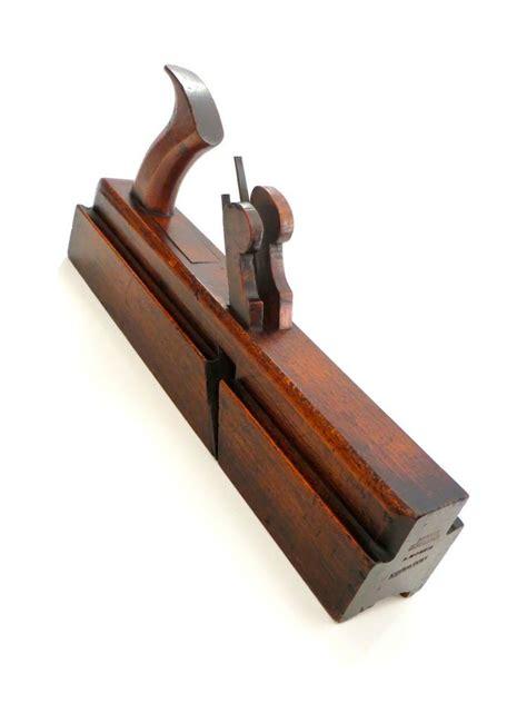 rare watsons leeds handled twin iron stick  rebate