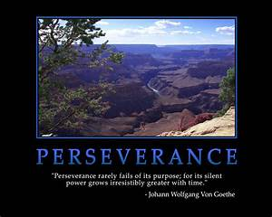 Great Quotes On Perseverance. QuotesGram