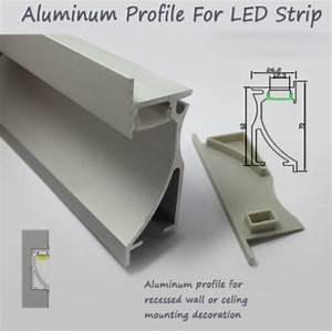 Led Strip Profil : aluminum led profile for china lighting led strip light commercial decoration ~ Buech-reservation.com Haus und Dekorationen
