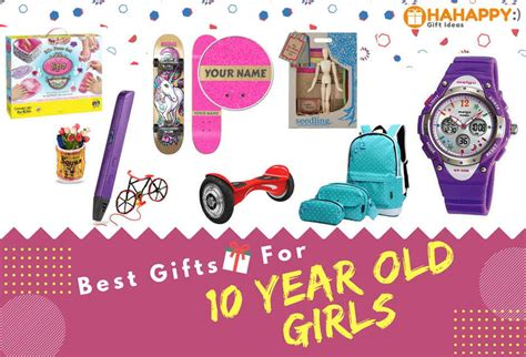 12 Best Gifts For 10-year-old Girls -creative And Fun