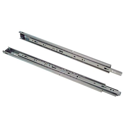 extension drawer slides richelieu hardware 22 in accuride extension