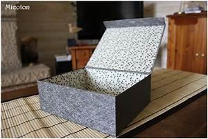 Boite En Carton Avec Couvercle : fabriquer boite en carton avec couvercle pq74 jornalagora ~ Dode.kayakingforconservation.com Idées de Décoration