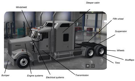 tractor trailer king pin diagram wiring diagram