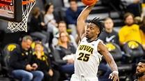 Photos: Iowa Hawkeyes basketball vs. Guilford Quakers