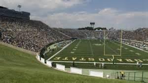Colorado State University Football Stadium