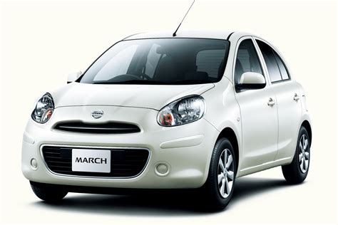 nissan march thai made 2011 nissan march goes on sale in japan plus 49