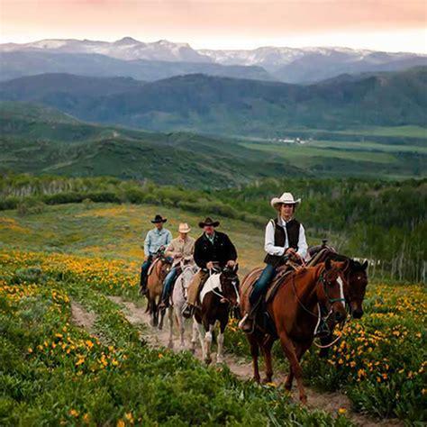 riding horseback horse ranch vacations lovers colorado wine california equitrekking wines