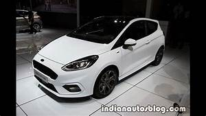 Fiesta St Line 2017 : 2017 ford fiesta st line showcased at iaa 2017 exterior interior wallpaper hd youtube ~ Medecine-chirurgie-esthetiques.com Avis de Voitures