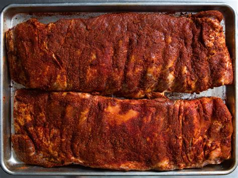 ribs in oven how to make oven baked pork ribs that taste like smoky barbecue serious eats