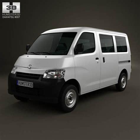 daihatsu gran max minibus   model models daihatsu