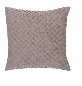 18 taupe brown woven decorative throw pillow down filler With decorative pillow fillers