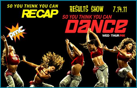 so you think you can recap results 7 14 11 pop my culture