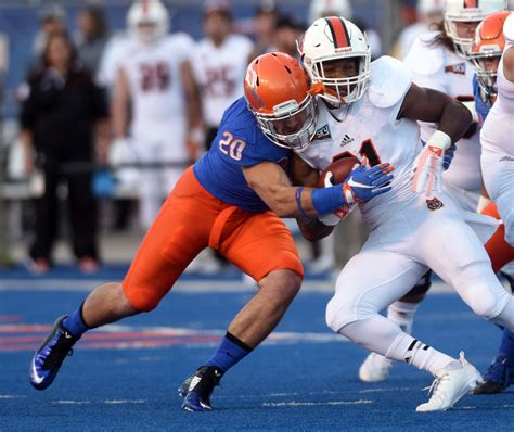 boise state defense  pride  holding top spot