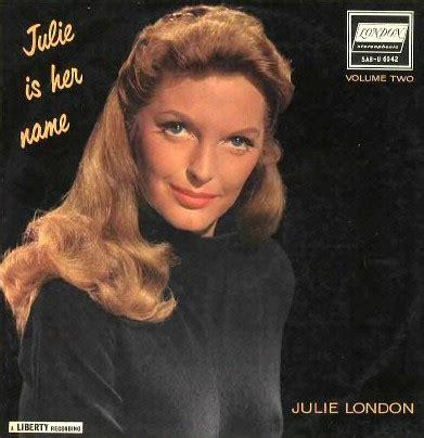 julie vocal range скачать jazz vocal julie julie is name 1955 julie is name vol 2 1958
