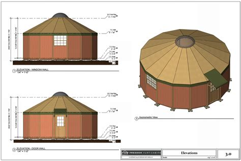 Yurt Cabin Models - Pricing and Info