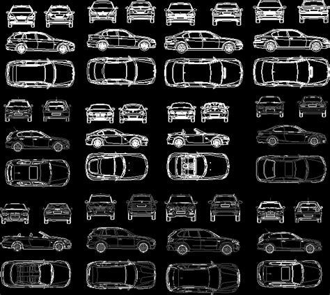 view cars  dwg block  autocad designs cad