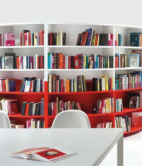 librerie in italia bengentile librerie library shelving systems from ultom