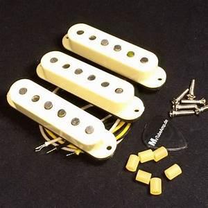 Fender Custom Shop Texas Special Stratocaster Pickup Set