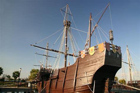 Barcos De Cristobal Colon Huelva by Diputaci 243 N De Huelva Festeja El 525 En El Muelle De Las