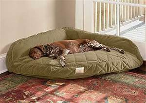 large dog sofas diy large dog bed plans rogue engineer With dog couches for big dogs