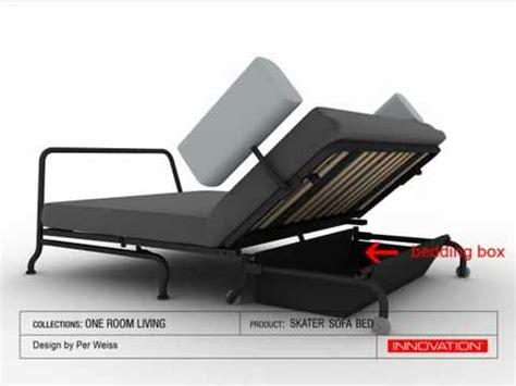 www inside75 clic clac canap 233 lit convertible skater innovation living