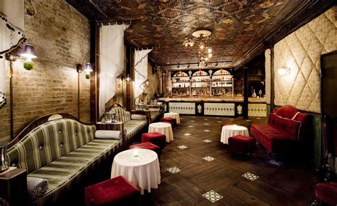 nyc hidden bars  secret speakeasies