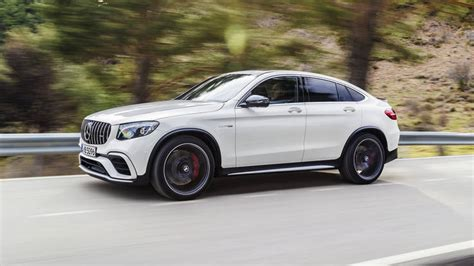 mercedes jeep 2018 2018 mercedes amg glc63 suv and coupe revealed greasepress