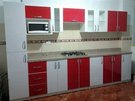 muebles de cocina de melamine somos fabricantes