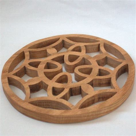 wooden trivets images  pinterest woodworking