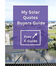 The Price Of So... Residential Solar Quotes