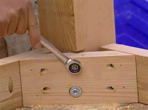 how to attach table top to legs how to build a dining table from salvaged lumber how tos