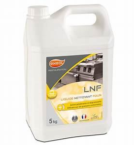 Produit Nettoyant Pour Friteuse : nettoyant four liquide professionnel lnf 5 l ~ Premium-room.com Idées de Décoration