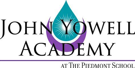 john yowell academy piedmont school