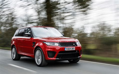 The Clarkson Review Range Rover Sport Svr (2015