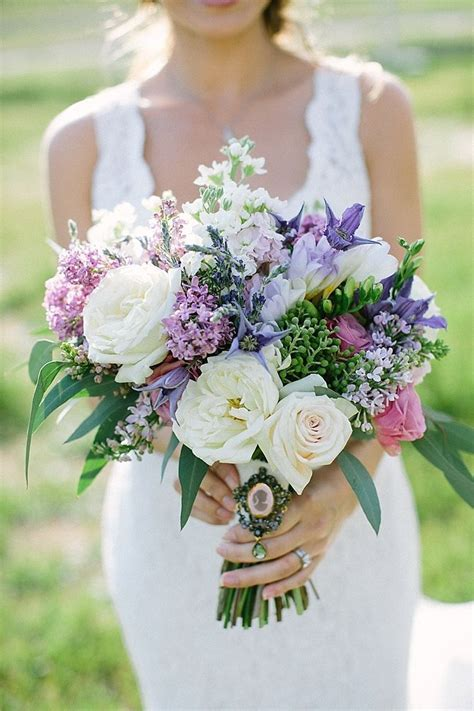 purple wedding bouquets ideas  pinterest