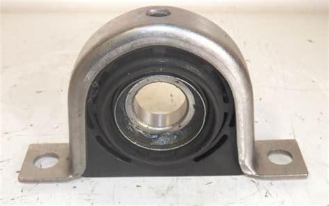 service manual installation  hanger bearing