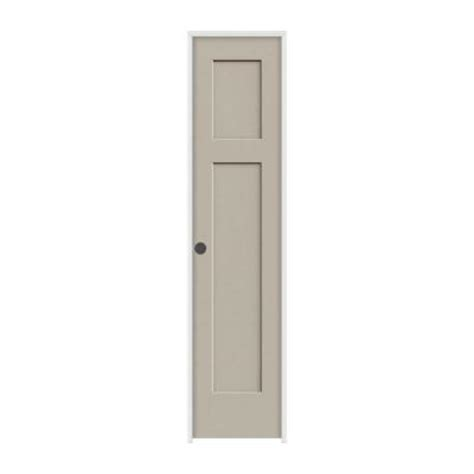 3 panel interior doors home depot jeld wen craftsman smooth 3 panel solid painted