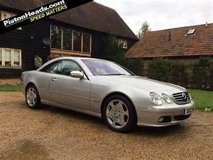 Mercedes Cl 600 : mercedes cl600 spotted pistonheads ~ Medecine-chirurgie-esthetiques.com Avis de Voitures