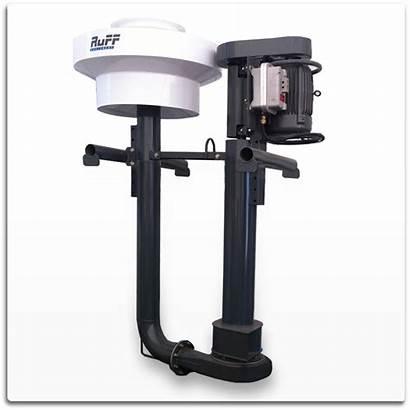 Degasser Equipment Atmospheric Separation Vertical Degassers Gradient