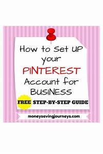 Free Pinterest Guide  U2013 How To Set Up Your Pinterest