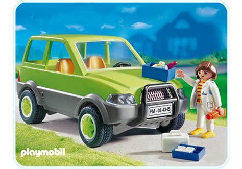 playmobil auto mit anhänger tier 228 rztin mit pkw 4345 a playmobil 174 deutschland
